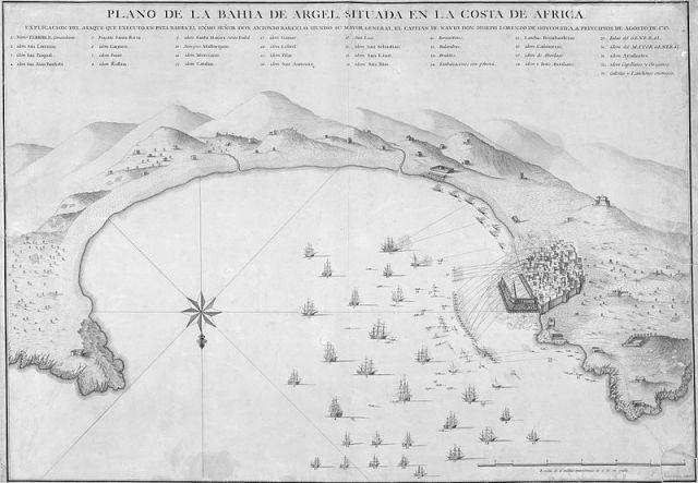 Bahía Argel expedición Barceló