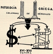 hércules símbolo dólar