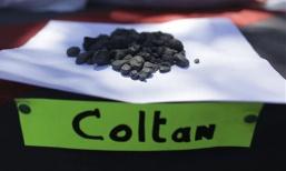 Coltan-mineral