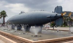 Peral_Submarine_Cartagena,ES_2007