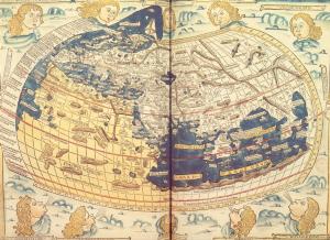 World_of_Ptolemy_as_shown_by_Johannes_de_Armsshein_-_Ulm_1482