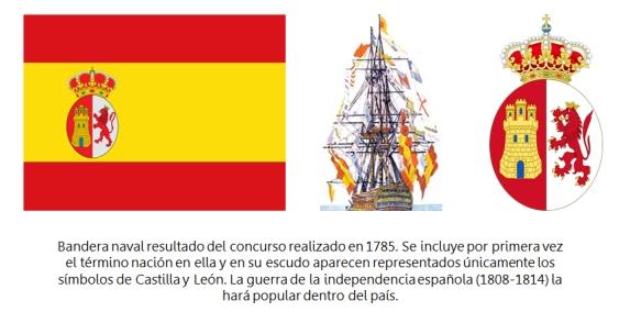 bandera 1785