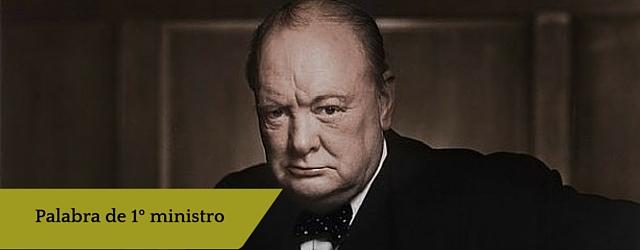 Palabra De Churchill La Trompeta De Jerico