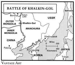 Jaljin Gol Mongolia