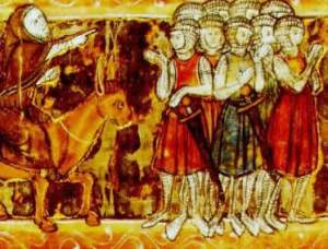 Cruzada mendigos
