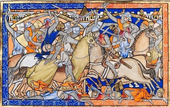Historia de las cruzadas steven runciman