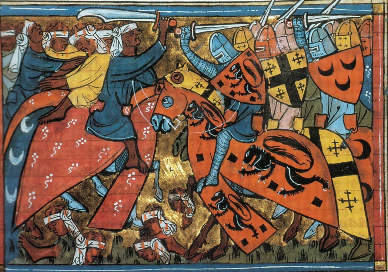 El fin de tierra santa consecuencias de las cruzadas la trompeta de