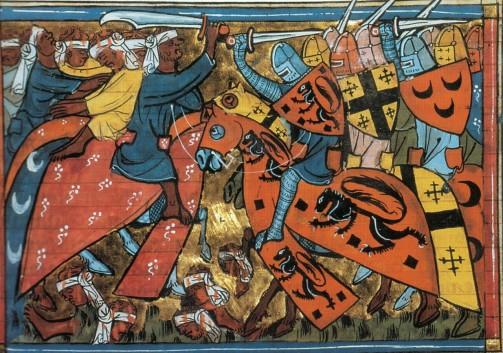 medieval crusaders