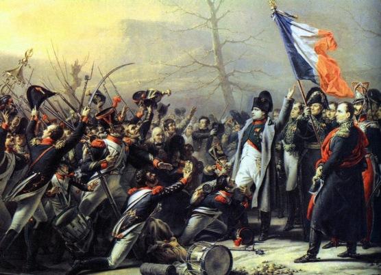 Napoleon guerra