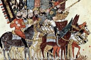 cruzados musulmanes