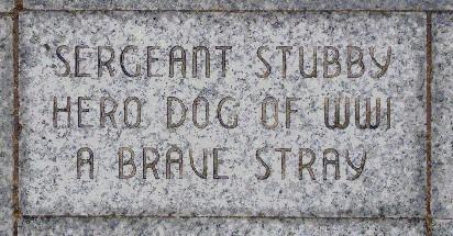 Tumba del Sargento Stubby