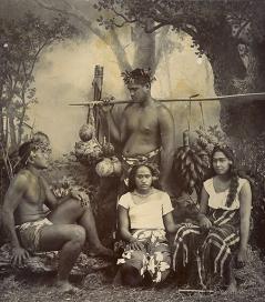 Tahitianos tribu
