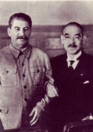 Stalin y Matsuoka