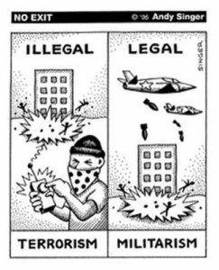 terrorismo violencia