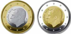 2 euros felipe