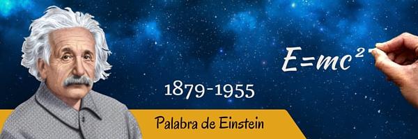 Palabra de Einstein
