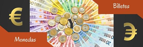 Euros monedas
