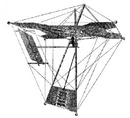 cometa voladora