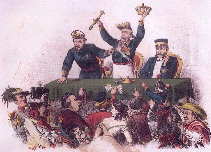 corona española