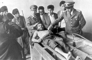 Che Guevara muerte