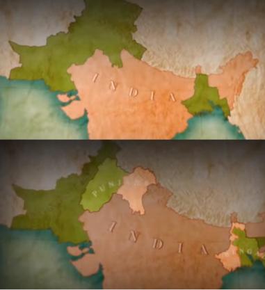 frontera india