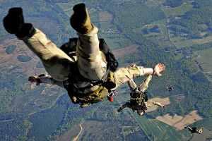 Gerónimo paracaidas