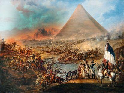 Napoleón Egipto