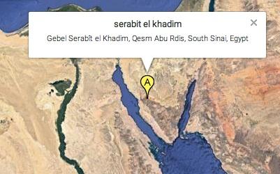 Serabit El-Khadim