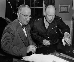 Truman Eisenhower