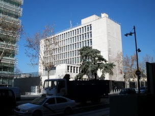 US Embassy Madrid