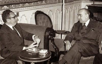 Kissinger Carrero