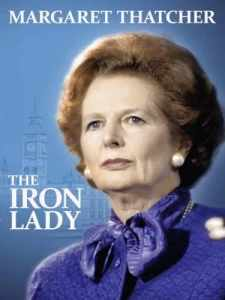 Thatcher poster