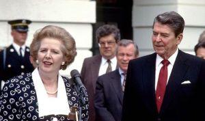 Thatcher & Reagan