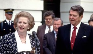 Thatcher & Reagan