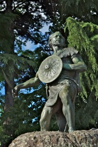 Viriato estatua