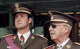 Juan Carlos I Franco
