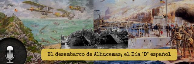DESEMBARCO ALHUCEMAS