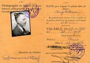 Pasaporte Nansen