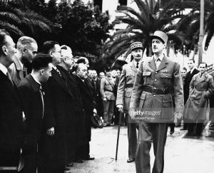 Charles de Gaulle Argelia
