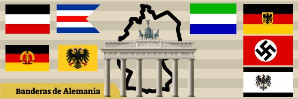 Banderas de Alemania
