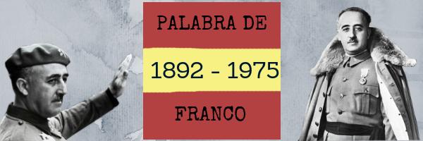 Palabra de Franco