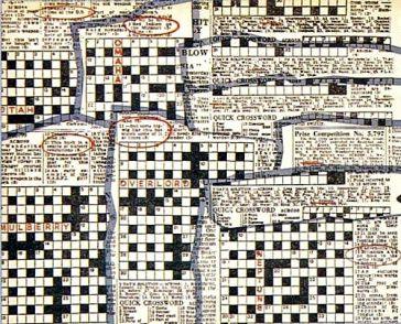 Crossword D-Day
