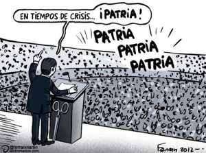 Nacionalismo política