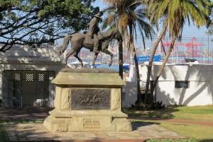 Estatua Dick King