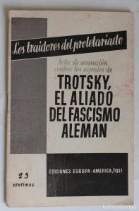 Trotsky Fascismo