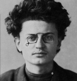 Trotsky foto