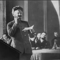 Trotsky discurso
