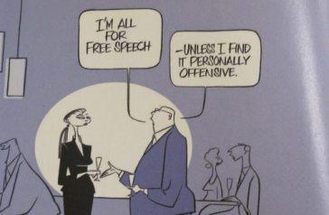 Libertad expresión