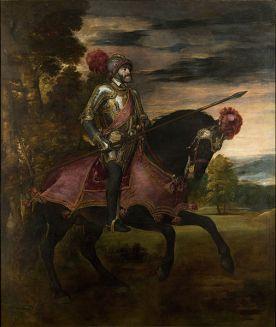 Carlos V en Mühlberg
