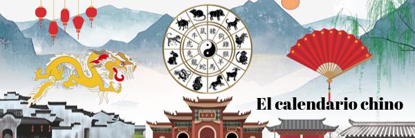 El calendario chino